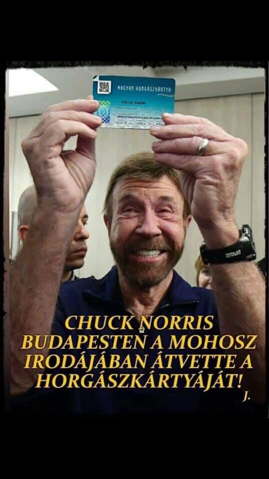 chuk noris